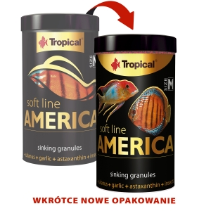 Tropical Soft Line America M 60g