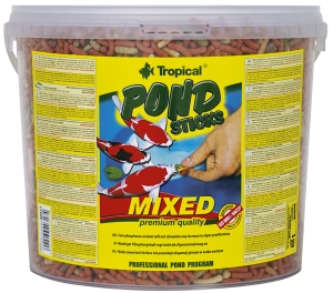 Tropical POND STICKS MIXED 430g