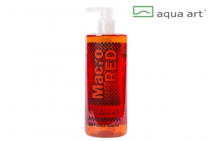 Aqua-art Macro Red 500ml